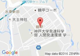 有料老人ホーム六甲台翠光園の地図