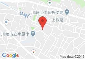 しまナーシングホーム高津の地図