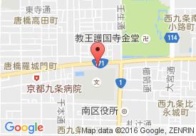 ステップぱーとなー京都東寺