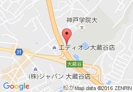 SOMPOケア ラヴィーレ神戸伊川谷(旧名称:レストヴィラ神戸伊川谷)の地図