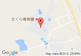 三田楽寿荘の地図