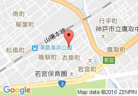 エリーネス須磨 介護の家の地図
