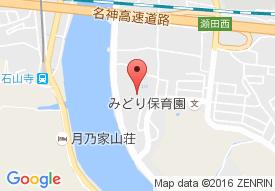 大津ケアセンターそよ風の地図