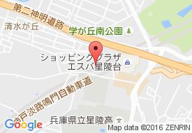 特別養護老人ホーム ファボール星陵の地図