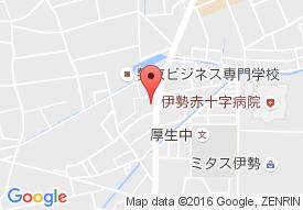 グループホーム いせの地図
