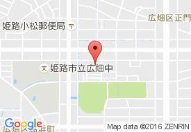 特別養護老人ホーム こころ広畑の地図