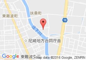 特別養護老人ホーム西長洲荘の地図