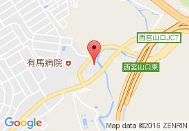社会福祉法人慈仁会 特別養護老人ホーム山口苑の地図