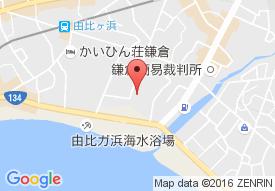 特養鎌倉静養館の地図