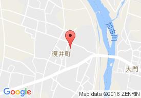 特別養護老人ホーム 青山荘の地図