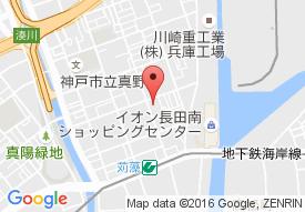 特別養護老人ホーム 故郷の家・神戸の地図