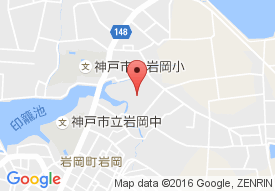 特別養護老人ホーム 岩岡の郷の地図