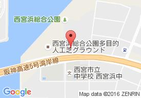 特別養護老人ホーム西宮恵泉の地図
