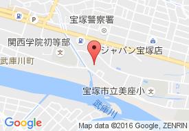 特別養護老人ホーム宝塚まどか園の地図