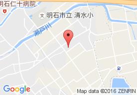 特別養護老人ホーム明石愛老園の地図