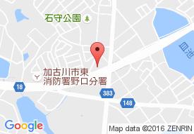 特別養護老人ホーム 泰生の地図