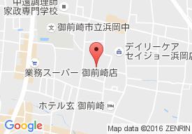 特別養護老人ホーム   東海清風園の地図
