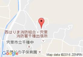 特別養護老人ホームちくさの郷の地図