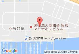 特別養護老人ホーム ウエルライフ西宮の地図