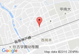 特別養護老人ホーム ロングステージKOBE岡本の地図