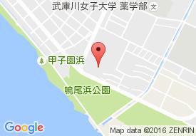 社会福祉法人 円勝会 シルバーコースト甲子園の地図
