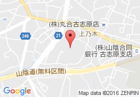 厚生センター八雲寮の地図