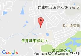 介護老人福祉施設 友が丘YUAIの地図