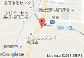 グループホームよこたの郷の地図