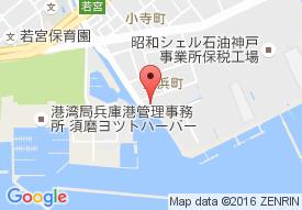 特別養護老人ホーム 須磨シニアコミュニティの地図