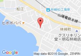明石特別養護老人ホームラガールの地図
