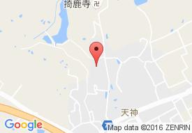 高齢者総合ケア福祉施設 「伽の里」の地図