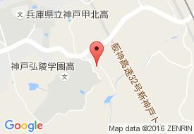 特別養護老人ホーム 六甲の館の地図