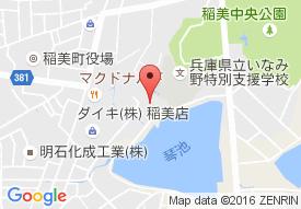 特別養護老人ホーム 稲美苑の地図