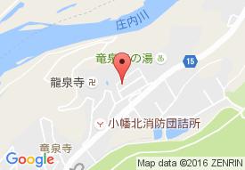有料老人ホーム 新生館の地図