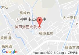 特別養護老人ホームうみのほしの地図