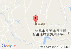 特別養護老人ホームあわじ荘の地図