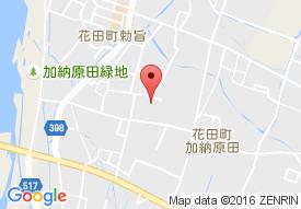 山彦ホームの地図