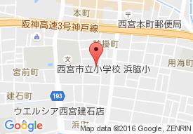 特別養護老人ホーム メヌエット東館の地図
