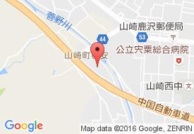 特別養護老人ホームやまさき白寿園の地図