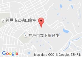 特別養護老人ホーム 桃山台ホームの地図