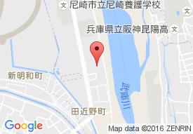 特別養護老人ホーム 武庫アルテンハイムの地図