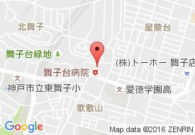 介護老人福祉施設 舞子台ホームの地図