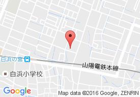 特別養護老人ホーム あさなぎの地図