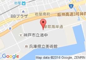 特別養護老人ホーム ハピータウンKOBEの地図