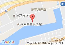 神鋼ケアライフ株式会社 エレガーノ摩耶の地図