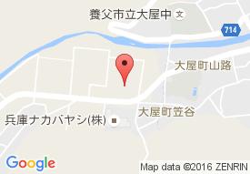 特別養護老人ホーム おおやの郷の地図