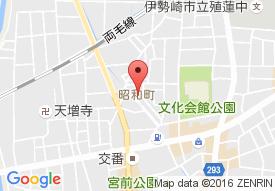 あんしんホーム伊勢崎昭和町の地図