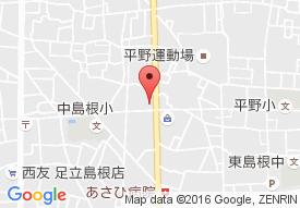 エーデルブルーメ島根の地図