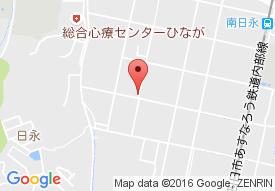 ゴールドエイジ エフの地図