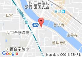 特別養護老人ホーム 園田苑の地図